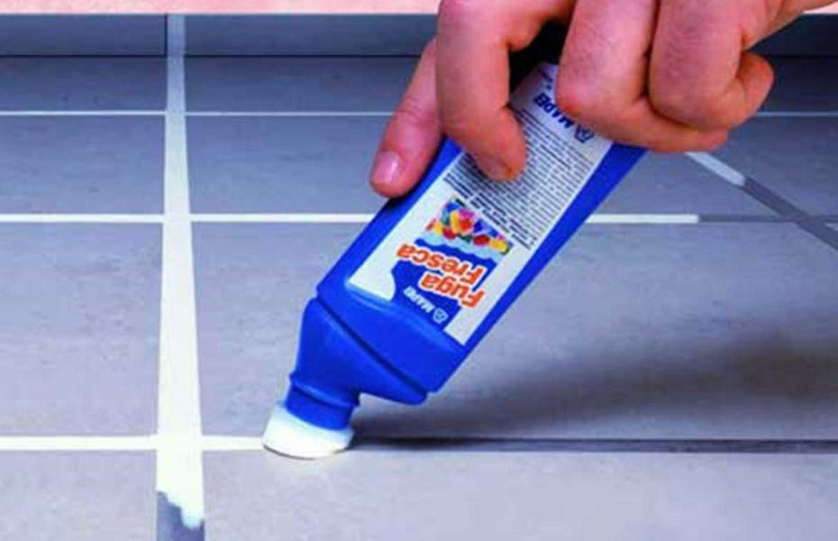 How To Fix Your Discoloured Grout