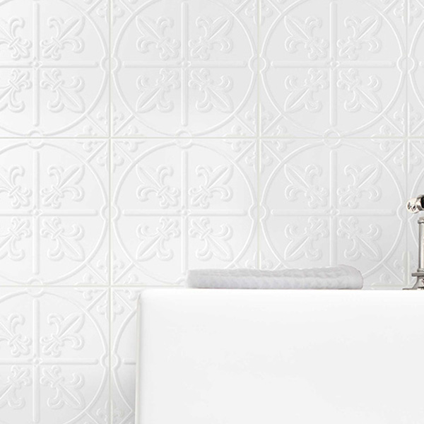 EMPIRE ICE ON 200X200MM TILE FROM OUR ANTHOLOGY RANGE (C502-04)